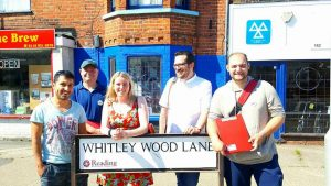 Meet your Whitley Councillors @ Whitley Social Club & Cafe